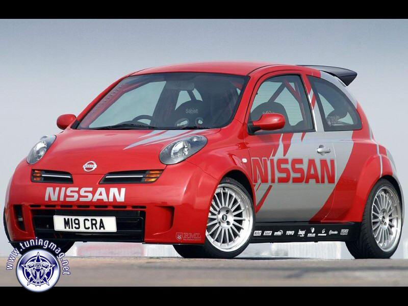 brunei compact tuner murano powered march nissan micra. Black Bedroom Furniture Sets. Home Design Ideas