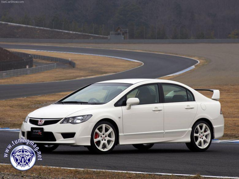 Honda Civic Type R Sedan 2007