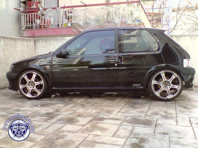 Peugeot 106 rallye 16v