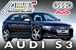 ABT Sportsline Audi S3  a really impressive performance!