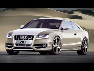 Audi A5 Tuning By Abt Car Tuning Magazine Tuningmag Net