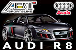 ABT Sportsline Audi R8  one really EXTRAvagant sportscar!