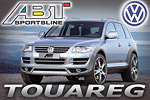 Abt Sportsline - Volkswagen Touareg V10 Tuning!
