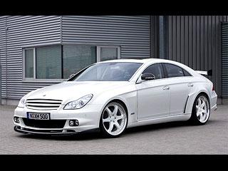 Mercedes unveils CLS Grand Edition fashion car