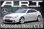Tuning and real art – ART Mercedes Benz CLS