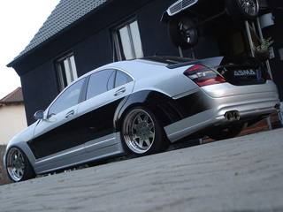 Mercedes S Tuning