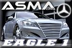 Mercedes-Benz S-class and ASMA Design Eagle I