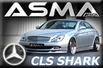Mercedes CLS Tuning by ASMA