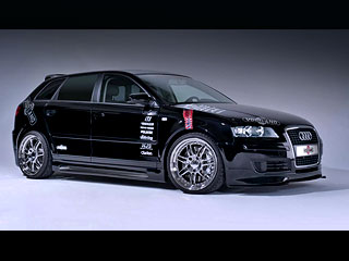 Audi Sport  Wallpaper on Audi A3 Sportback Tuning By Vogtland     A Sporty Beast    Car Tuning