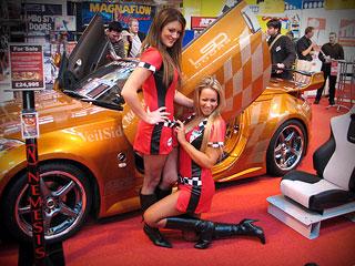 Autosport International Birmingham 2007 Car Tuning Magazine