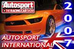 Autosport International Birmingham 2007
