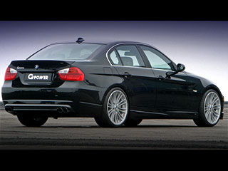 Bmw E90 G3 GPower Tuning