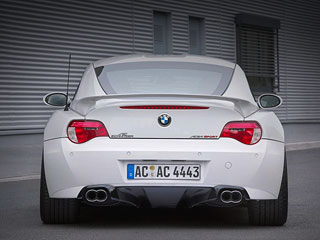 Modified BMW Z4 M Coupe AC Schnitzer