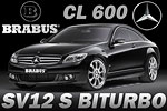 Brabus SV12 S Biturbo – the world's fastest and strongest coupe!