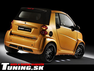 smart fortwo ultimate 112 like a small rocket made by. Black Bedroom Furniture Sets. Home Design Ideas
