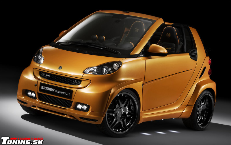 Smart ForTwo Brabus Ultimate 112