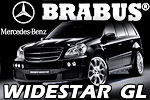 Brabus Widestar Mercedes-Benz GL V8