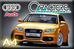 Audi A4 Tuning by Caractere