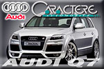 Audi Q7 tuning by Caractere!
