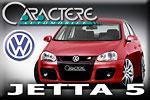 Volkswagen Jetta 5 tuning by Caractere
