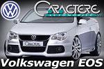 Caractere Volkswagen Eos Tuning