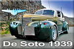 Chrysler De Soto 1939 Custom