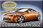 Cobra Technologie & Lifestyle tuning of Nissan 350Z