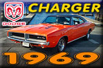 The heart-breaking beast – Dodge Charger, year 1969 !