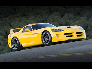 Hennessey Venom 1000 Twin Turbo Dodge Viper SRT