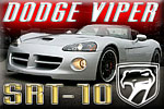 Dodge Viper SRT 10 tuned by Hennessey