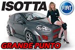 Fiat Grande Punto as the Isotta Showcar!