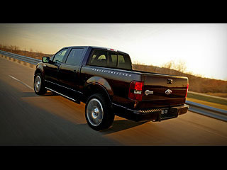 Ford F-150 Harley-Davidson Supercharged