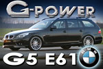 G-Power BMW G5 � another predator is alive!
