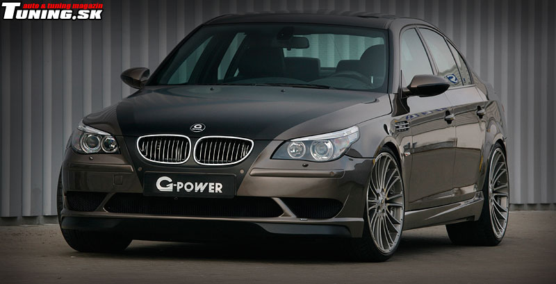 g power bmw m5 the hurricane from germany car tuning. Black Bedroom Furniture Sets. Home Design Ideas