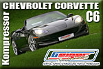 Chevrolet Corvette C6 Cabrio tuned by Geiger Cars