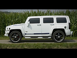 Hummer H3 Geigers Cars