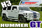 Geiger Cars Hummer H3 GT – the angel and hammer