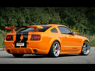 Ford Mustang GT 520 Geiger