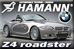 Roadster BMW Z4 tuning by Hamann !
