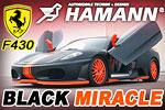Hamann Ferrari F430 Black Miracle !