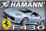 Hamann Ferrari F430 Tuning!