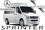 Hartmann-Tuning Mercedes Sprinter SP5 – a massive bling bling