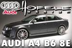 Audi A4 Tuning by Hofele Design