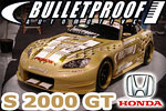 Bulletproof Automotive Honda S2000 GT