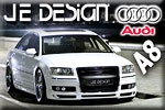Audi A8 - and that the limousine is not possible to modify!