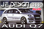 Audi Q7 modified by JE DESIGN !!!