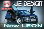 The new Seat Leon tuning by JE DESIGN !!!