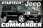 Man in black – Jeep Commander Startech tuning!