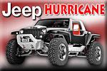 Jeep Hurricane Concept Car