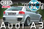 Kerscher Tuning 2007 Audi A3 8P